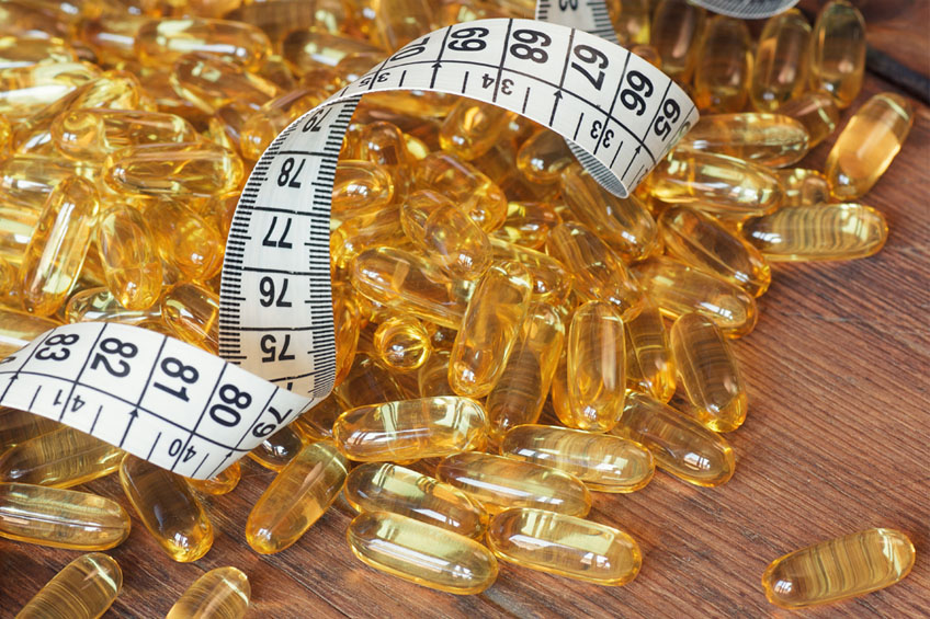 Tomar pastillas de omega 3 engorda
