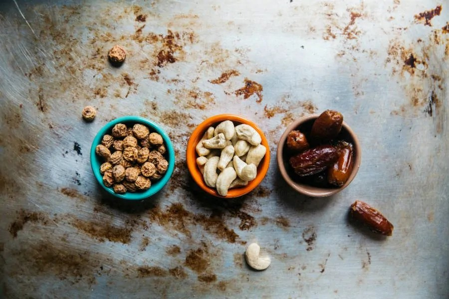 tipos de fibras alimentares