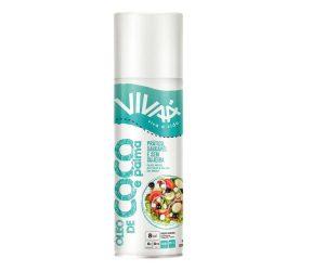 oleo de coco spray culinario