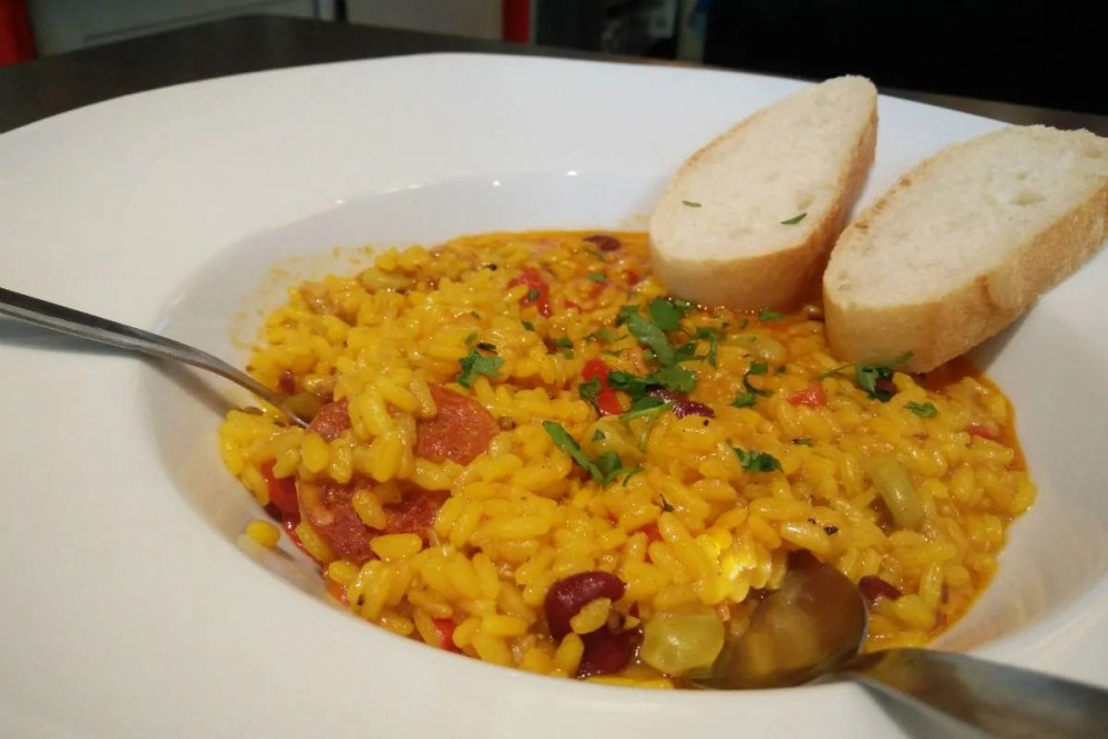receitas com tempero curry