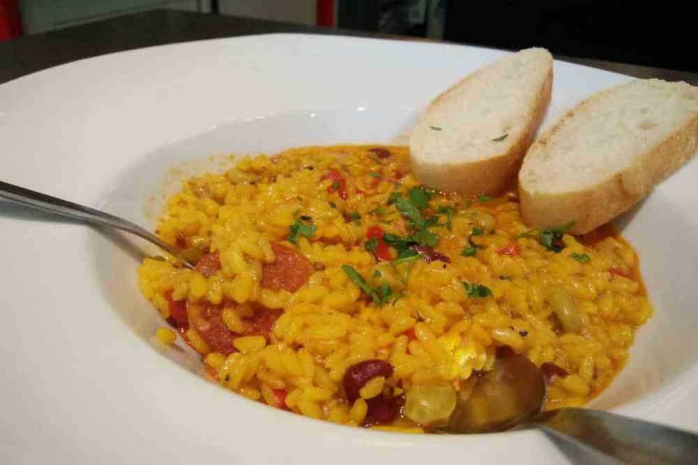 receitas com tempero curry