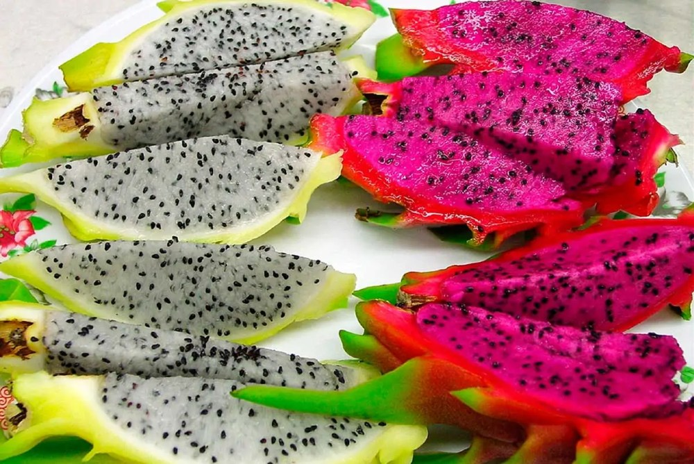 pitaya amarela