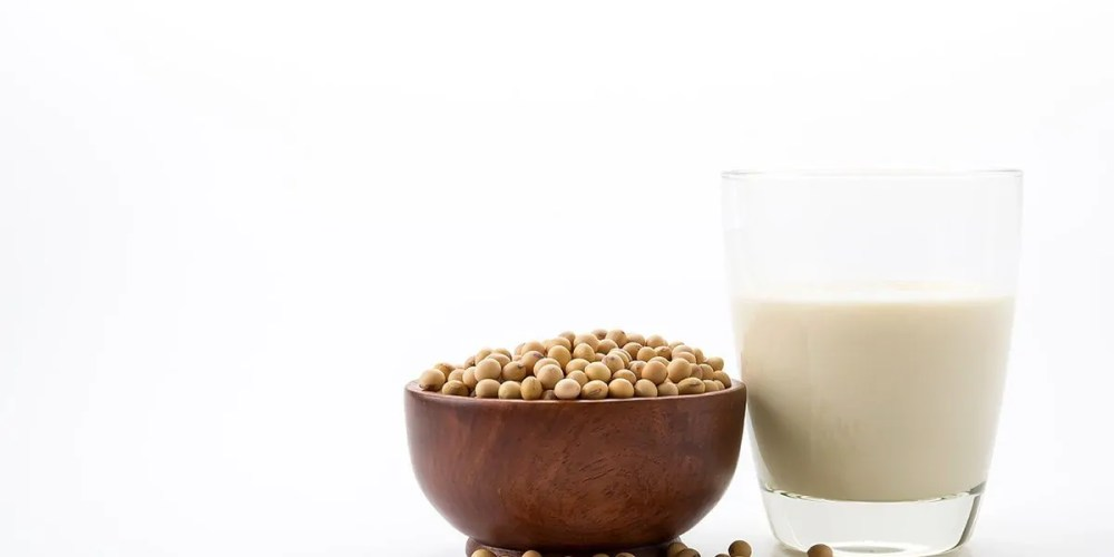 leite de soja