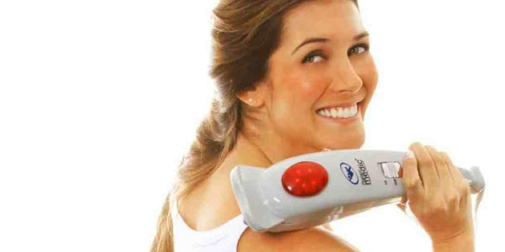 massagedor elétrico benefícios