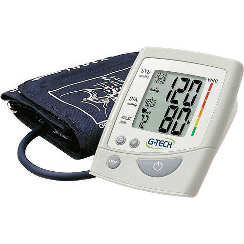 melhor medidor digital - Aparelho de Pressão G-Tech Automático