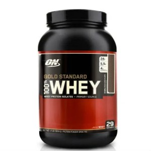 Whey Protein Gold Standard 100% Rich Chocolate - Optimum Nutrition