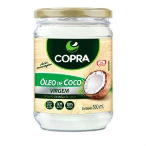 Óleo De Coco Virgem Copra