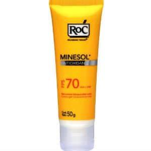 filtro solar antioxidante roc