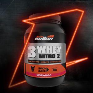melhor marca de whey protein nacional