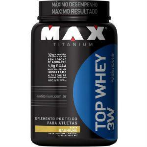 melhores suplementos de whe protein nacionais