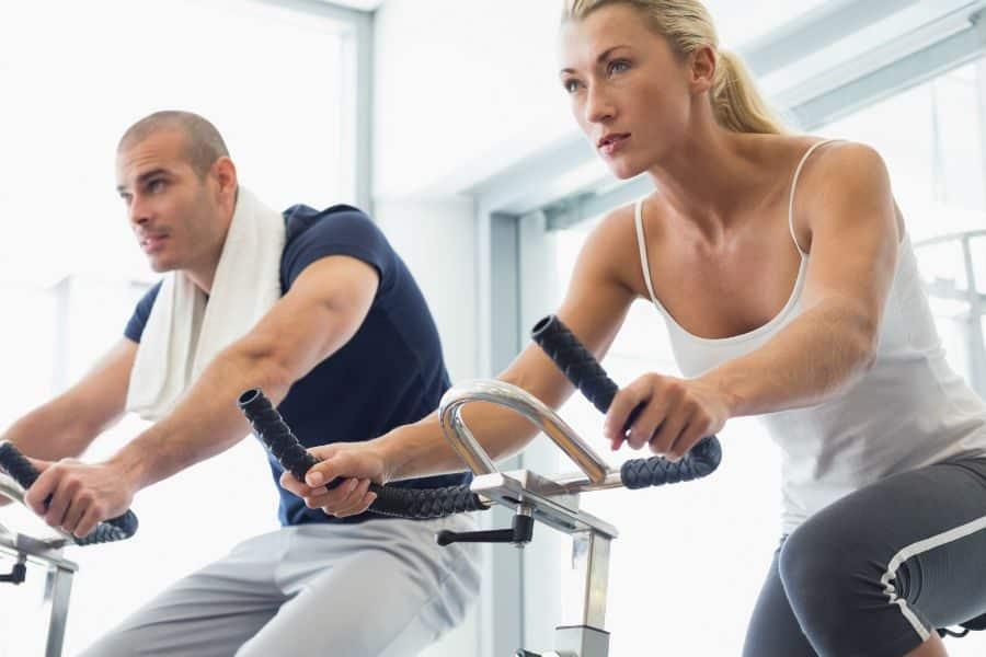 Dieta para perder peso con spinning