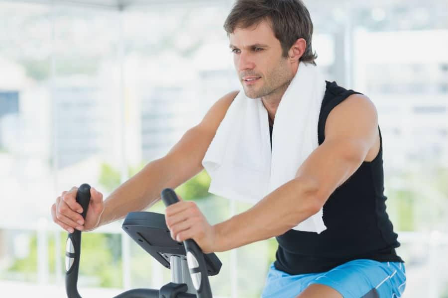 por que ter uma bike spinning