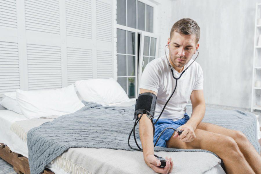 como aferir pressão arterial corretamente