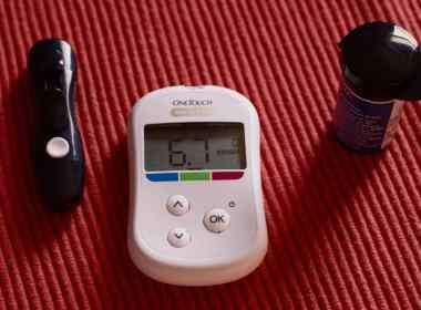 como usar o medidor de glicose