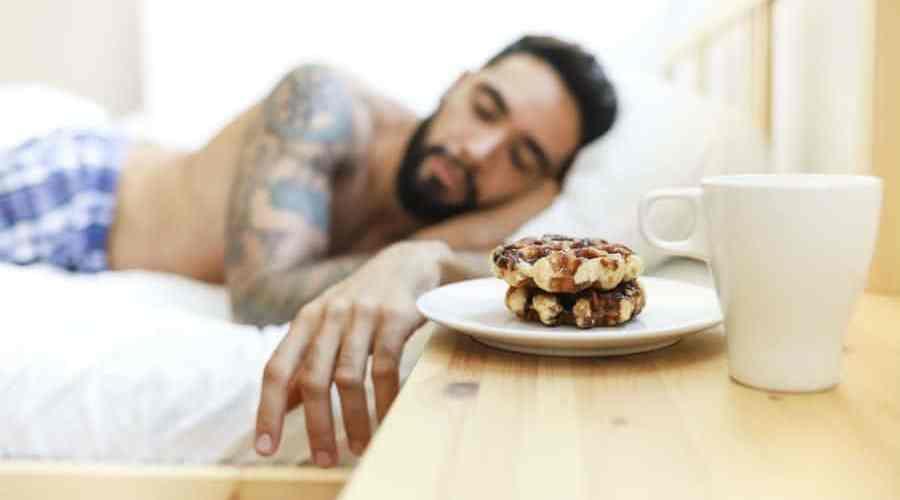 alimentos para comer antes de dormir