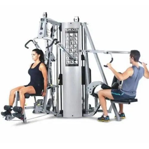 melhor Estação de Musculação kikos