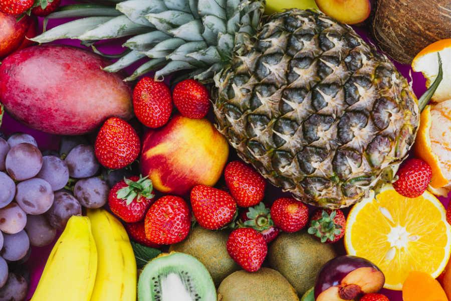 melhores frutas para diabéticos