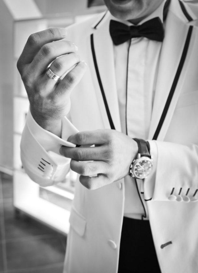 Gravata Preta