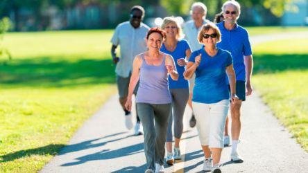 Caminhar melhora a qualidade de vida de pessoas com cancro avançado