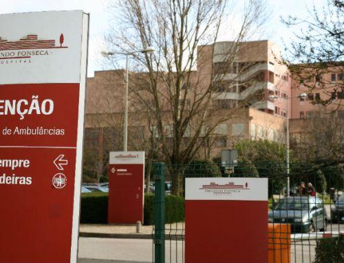 Covid-19. Surto com oito doentes no Hospital Amadora-Sintra