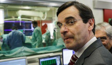 Ministro da Saúde pede à Inspeção esclarecimentos sobre ala pediátrica do S. João