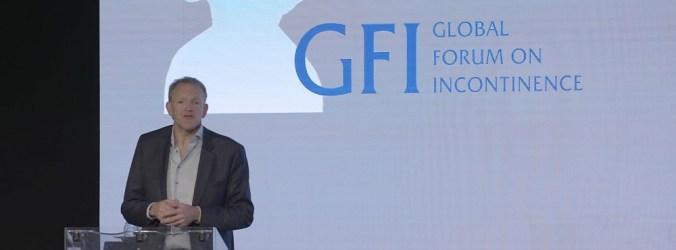 Fórum Global de Incontinência: Vencer o estigma para colocar a doença na agenda