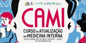 3º Curso de Atualização em Medicina Interna 2020 @ Câmara Municipal de Loures - Palácio Marqueses da Praia e Monforte