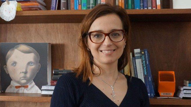 Ana Telma Pereira burnout