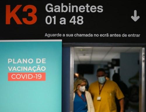 São João. 95% dos profissionais vacinados desenvolveram anticorpos em 15 dias