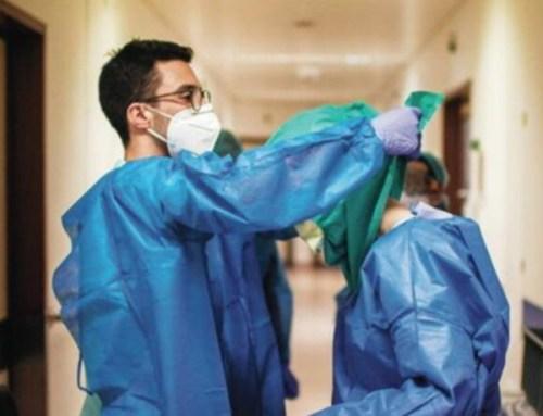 Ainda há quase 5 mil enfermeiros por vacinar, diz a Ordem