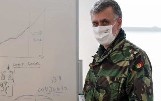 coordenador task-force, Gouveia e Mel, grupos prioritários