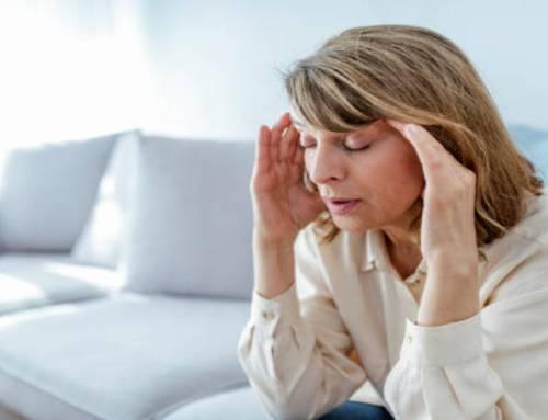 Enxaquecas durante a menopausa associadas à hipertensão