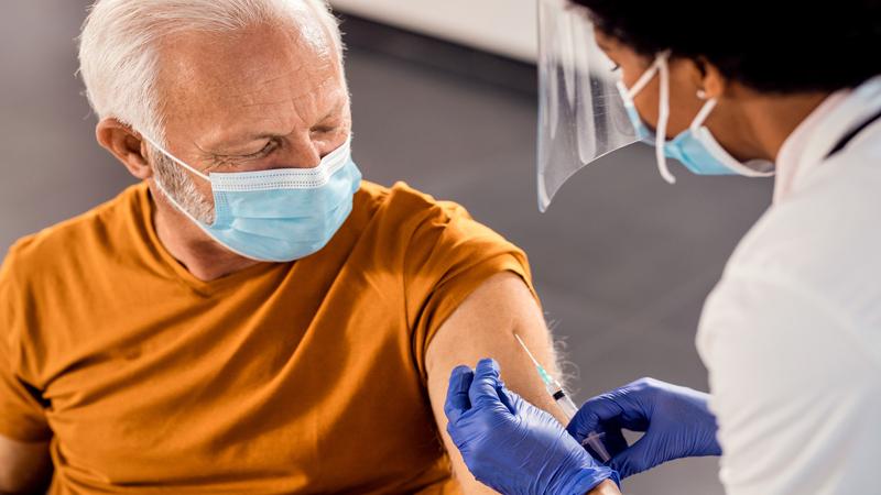 Vacina Covid-19 Idosos