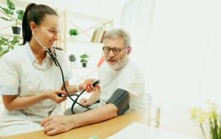 pressão arterial - níveis de pa médico