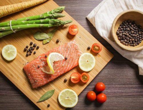 Covid-19. Dietas à base de plantas e peixe reduzem gravidade da doença