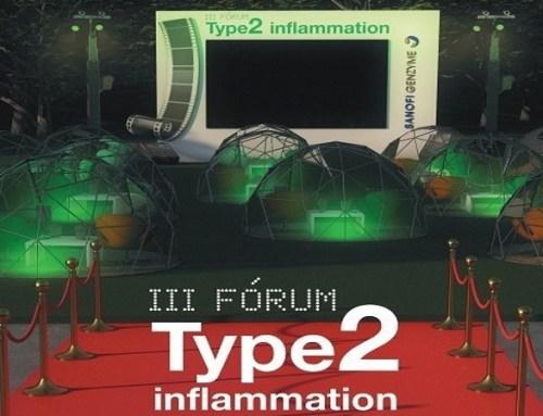 III Fórum Type 2 Inflammation. É já amanhã o evento em torno dos mais recentes avanços em doenças inflamatórias do tipo 2
