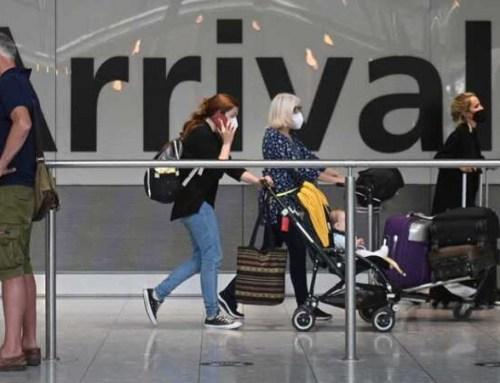 EUA permitem a partir de novembro entrada de viajantes internacionais vacinados