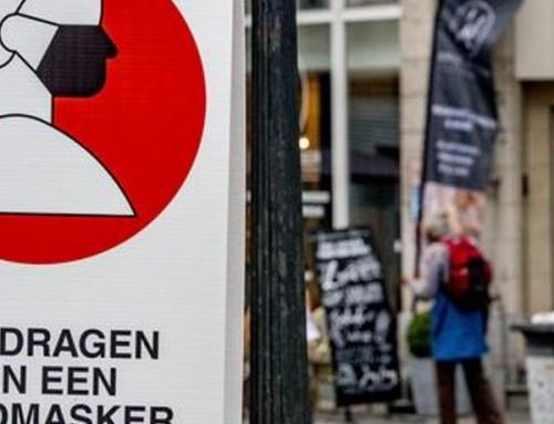Número de contágios por SARS-CoV-2 nos Países Baixos subiu 44% na última semana