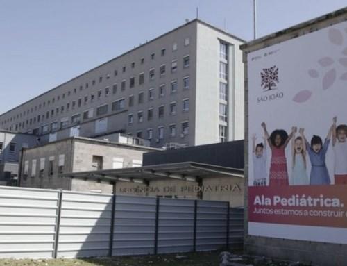 Ala pediátrica do São João começa a receber crianças em novembro