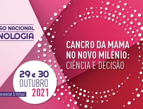 Sociedade de Senologia discute cancro da mama no novo milénio em formato híbrido