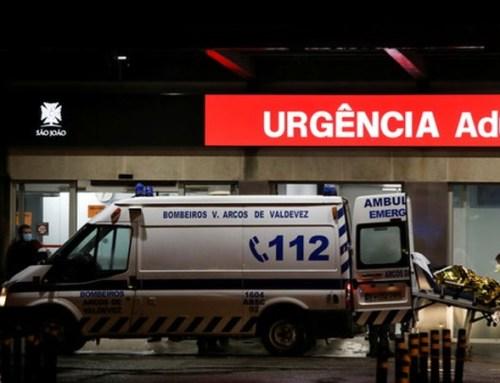 Hospital do São João com mais 100 urgências diárias do que antes da pandemia