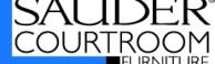 Sauder Courtroom Logo