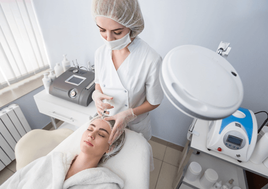 Pagamento recorrente para tratamentos estéticos. Aumente o lucro da sua clínica.