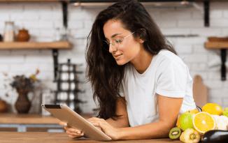 atendimento nutricional online