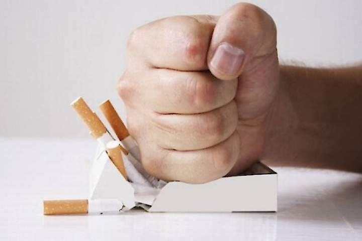 Cigarro não Combina com Saúde – Chega de Cigarro!