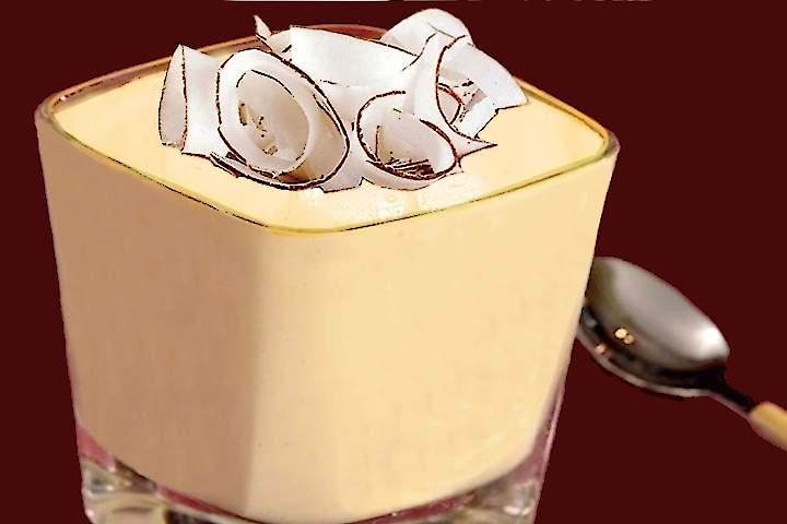 Brigadeiro de Milho Verde de Colher