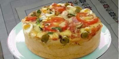 Torta Portuguesa