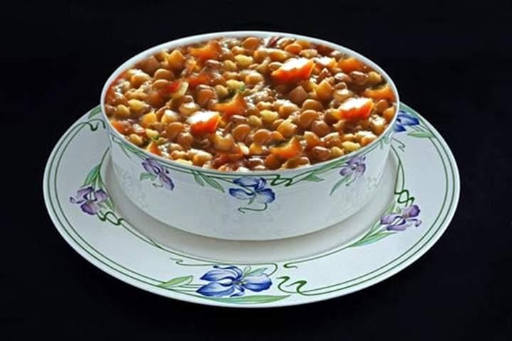 Sopa de Lentilhas com Bacon