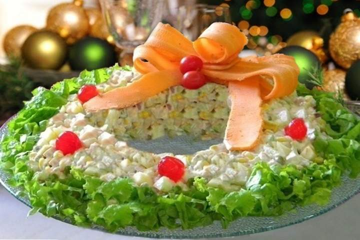Salada de Natal