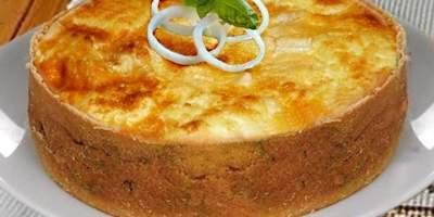 Torta de Cebola